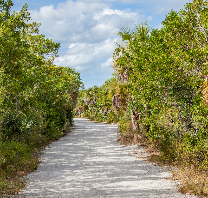Sanibel Island bike trails