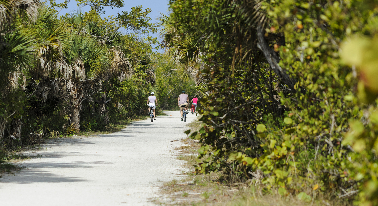 Sanibel Island Bike Trails Family Biking