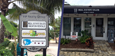 VIP Vacation Rentals Captiva Island Office