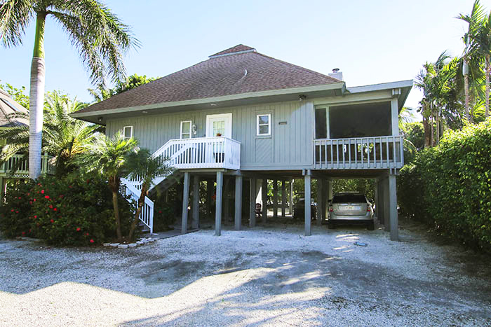 Captiva Island Vacation Bungalow