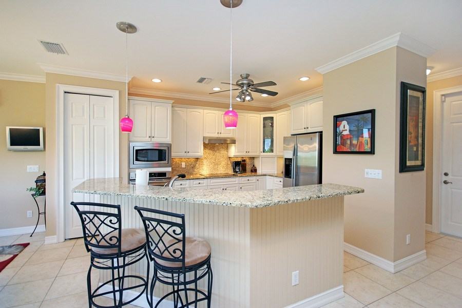 Sanibel Hideaway Kitchen