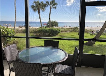 view from pointe santo e5 sanibel island vacation rentals