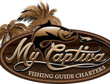 my captiva fishing guide charter logo