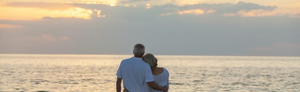 Sanibel Island Romantic Activities - Couple at Sunset
