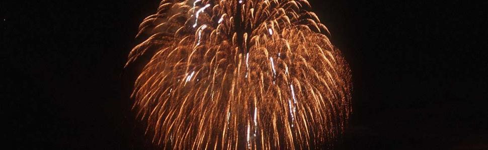 Sanibel Fireworks