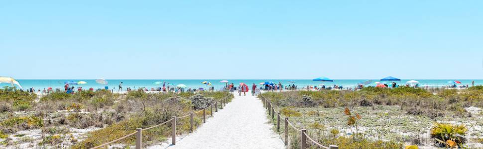 sanibel island beach path